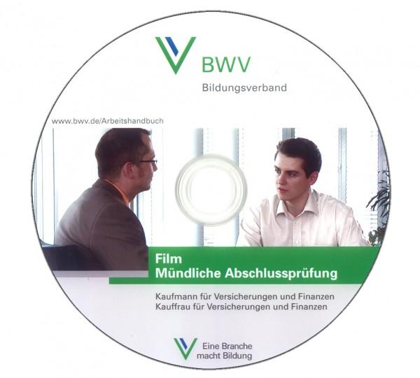 Film - Mündliche Abschlussprüfung Kaufmann/Kauffrau für Versicherungen und Finanzen